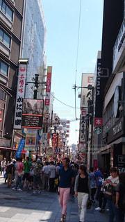 大阪の写真・画像素材[139581]