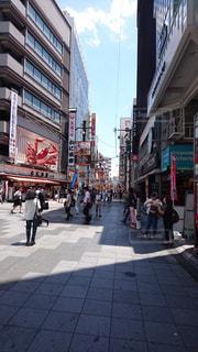 大阪の写真・画像素材[139582]