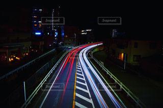 奥へ続く道の写真・画像素材[3044495]