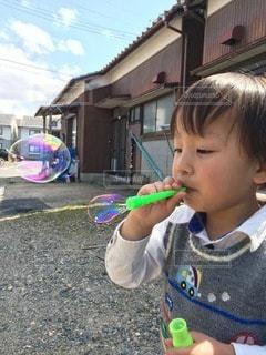 子どもの写真・画像素材[117613]
