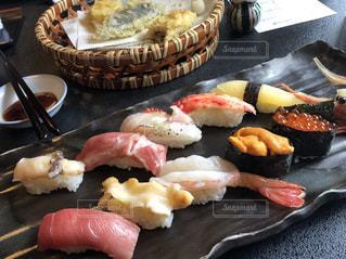 やっぱりお寿司!の写真・画像素材[3036855]