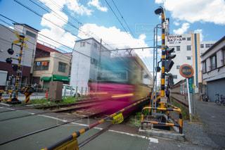 街路の信号の写真・画像素材[3156078]