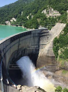 黒部ダムの写真・画像素材[3102937]