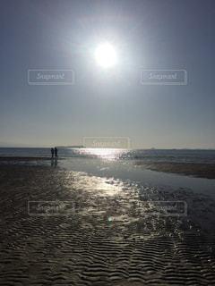 海辺のデートの写真・画像素材[3103255]