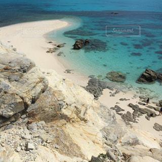 離れ小島の写真・画像素材[3103337]