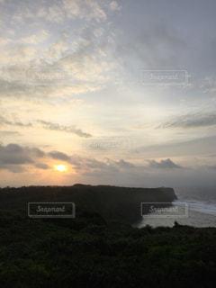 岬の写真・画像素材[3105510]