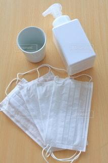マスク 手洗いうがい の写真・画像素材[3220172]