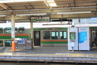 熱海駅ホーム 東海道本線 の写真・画像素材[3240629]