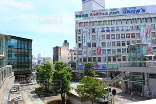 小田原駅前の街並み の写真・画像素材[3240630]
