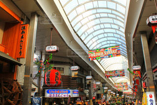 熱海商店街 平和通り の写真・画像素材[3240637]