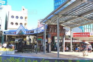 熱海駅前 の写真・画像素材[3240638]