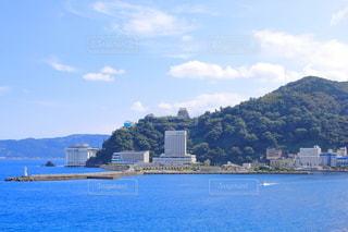 熱海 ホテルからの景色 の写真・画像素材[3240655]