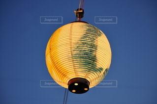 盆踊り 提灯の写真・画像素材[3581337]