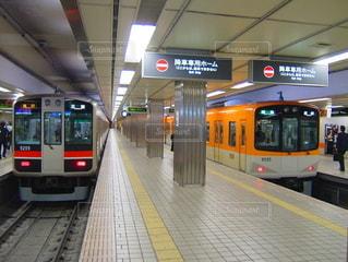 阪神電車 急行9000系 & 急行8000系の写真・画像素材[3588439]