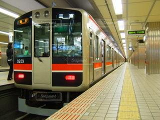 阪神電車 急行9000系の写真・画像素材[3588442]