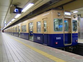 阪神電車 普通5000系の写真・画像素材[3588441]