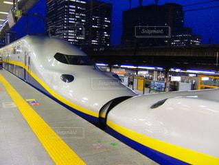 新幹線 MAX 連結の写真・画像素材[3592311]