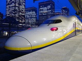 新幹線 MAXの写真・画像素材[3592312]