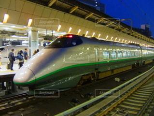 新幹線つばさ 400系の写真・画像素材[3592342]