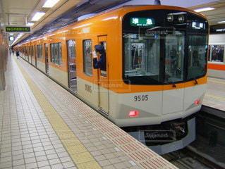 阪神電車準急9000系の写真・画像素材[3595783]