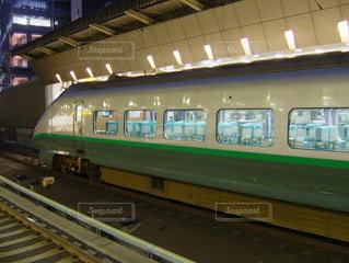 新幹線つばさ 400系の写真・画像素材[3596799]