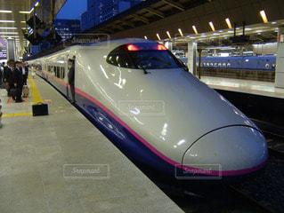 新幹線 やまびこの写真・画像素材[3596806]