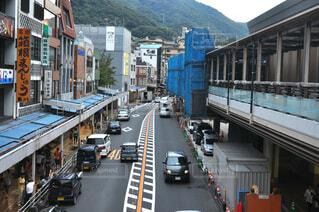 箱根 商店街の写真・画像素材[3630795]
