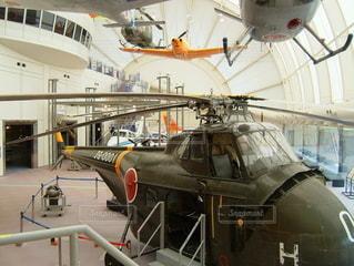 ヘリコプターの写真・画像素材[3639960]
