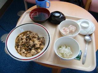 入院 食事の写真・画像素材[3640433]