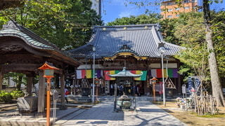 川越 連馨寺の写真・画像素材[3997983]