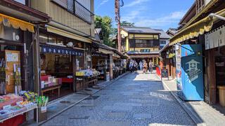 川越 菓子屋横丁の写真・画像素材[4000073]