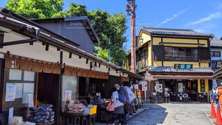 川越 菓子屋横丁の写真・画像素材[4000244]