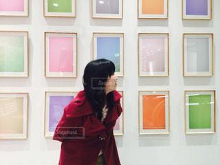 女性の写真・画像素材[130880]