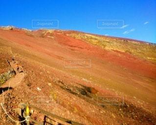 富士山の8合目の写真・画像素材[3066354]