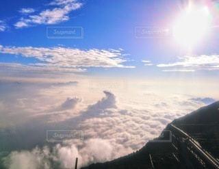 雲海。の写真・画像素材[3066353]