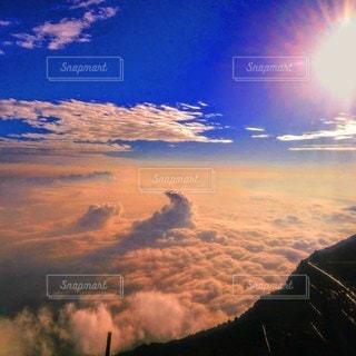 雲海の写真・画像素材[3067890]