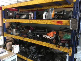 整備工場 - No.589239