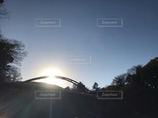 日没の写真・画像素材[3950552]