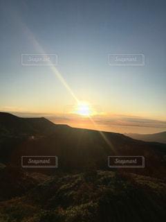 山の眺めの写真・画像素材[3061150]