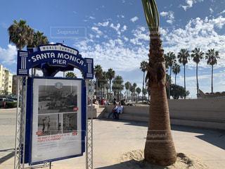 サンタモニカのビーチ1の写真・画像素材[3059459]