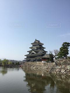 松本城の勇姿4の写真・画像素材[3070558]