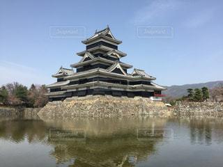 松本城の勇姿3の写真・画像素材[3070560]