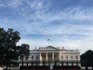 ホワイトハウスの写真・画像素材[3070583]