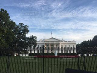 ホワイトハウスの写真・画像素材[3070586]