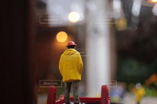 働く男の写真・画像素材[3063464]