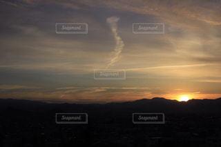 夕陽の写真・画像素材[3067906]