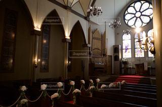 教会の写真・画像素材[3074233]