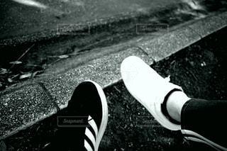 スニーカーの写真・画像素材[3344367]