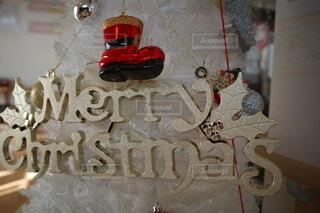 クリスマスの飾りつけの写真・画像素材[3931750]