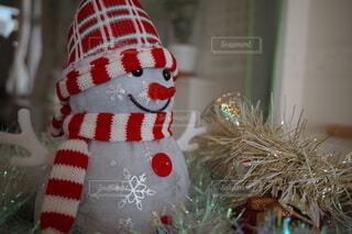 クリスマスの飾りつけの写真・画像素材[3931751]